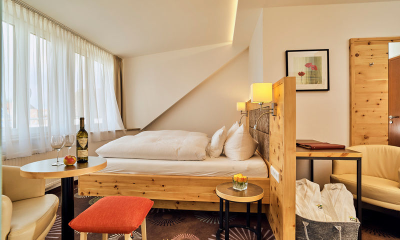 Rooms at Landhotel Geyer
